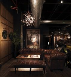 Sagamor lounge bar & restaurant by Andrea Langhi, Bergamo   Italy
