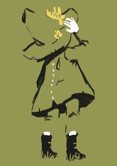 snufkin posts - Or just avril or gaël Pretty Art, Cute Art, Les Moomins, Character Art, Character Design, Cross Stitch Quotes, Moomin Valley, Tove Jansson, Cartoon Shows