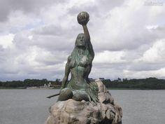 Estátua De Iracema - Fortaleza