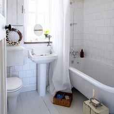 Vicky's Home: Casa rústica costera / Rustic coastal home