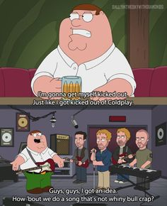 #family_guy quotes.  I know how this feels when it comes to religion lol.  Though wouldn't take it back.