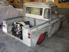 Slammed Land rover with air cooled vw power.now thats friggin sweet. Rat Rod Cars, Pedal Cars, Honda Civic 2013, Land Defender, Volkswagen, Bagged Trucks, Land Rovers, Truck Camper, Go Kart