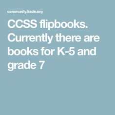 Kansas Standards for Mathematics > Kansas Math Standards > Mathematics Flip Books Common Core Math, Mathematics, Books, Math, Libros, Book, Book Illustrations, Libri