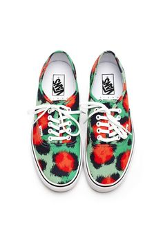 8e5a4f3203 VANS x KENZO SPRING SUMMER 2013 Japanese label KENZO are back for summer  2013 with their fourth Vans collaboration