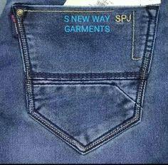 Denim Jeans Men, Boys Jeans, Mens Back, Men Trousers, Patterned Jeans, Jeans Style, Andorra, Ideas, Denim Outfits