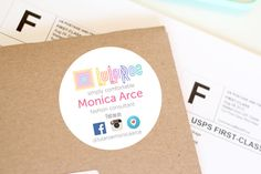 https://social-media-strategy-template.blogspot.com/ #SocialMedia Lularoe Labels - HOME OFFICE APPROVED - Lularoe Consultant Packaging Labels - For Branding and Marketing, Includes Your Social Media Handles