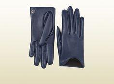 Mmmm....Dreamy Gucci cutaway gloves.