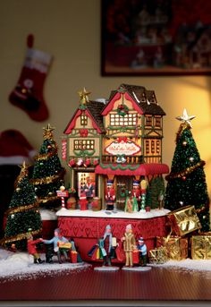 Lemax Caddington - Deck The Halls Christmas Shop SKU#: 15212