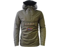 Napapijri Rainforest Winter jacket from www.terracesmenswear.co.uk