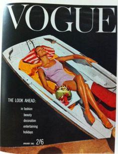 holidays Vogue 1960