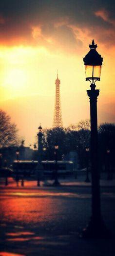 Paris. C'est très belle, non?