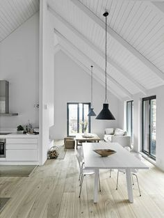 Pitched Roofing   Wooden Beams