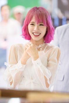 WJSN - Lee Luda #이루다 #루다 at Busan International Advertising Festival 160825 부산국제광고제