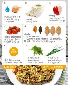 Pyszna tofucznica tofu tofucznica niadanie przepis zdrowejedzenie dieta kalanamakhellip