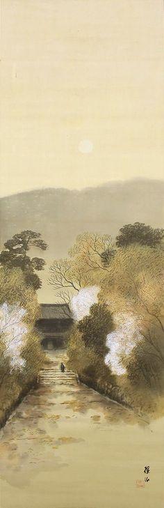 Baisen Hirai 平井楳仙 (1889-1969).: Sumi E 水墨画,