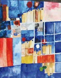 """Giovedì 20 marzo, dalle ore 18.30, inaugura la mostra """"I colori per sognare"""" di Ivano Battiston. L'Enoteca Ronchi, in via San Vicenzo a Milano, ospita i delicati acquerelli di Battiston per due giorni."""