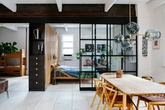 Søren Roses Tribeca loft is the perfect Scandinavian-New York hybrid.
