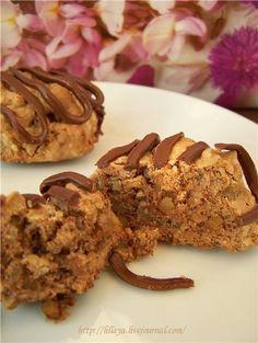 очень ореховое печенье(очень нежное,вкусное...рекомендую)