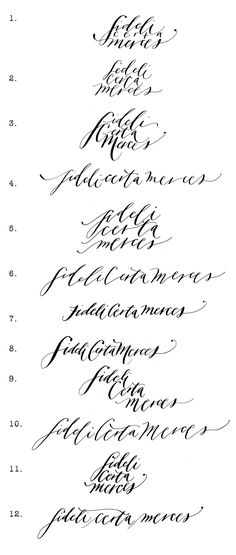 """""""to the faithful, reward is certain.""""  hands down, my favorite handwriting on earth."""