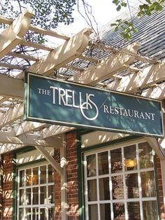 The Trellis located in Merchant's Square in Colonial Williamsburg