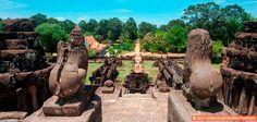 Bakong, Siem Reap, Cambodia.