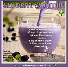 Improve your sex drive