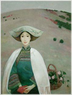 Xue mo - Mongolian artist