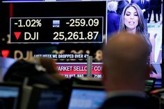 4 Takeaways From Mondays Stock Market Sell-Off THE NEW YORK TIMES February 4 2018 at 07:00PM #business #NYTimes #newyorktimes