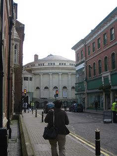 Lost in Leicester, via Flickr.