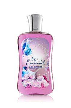 Be Enchanted Shower Gel - Signature Collection - Bath & Body Works Whipped Body Butter, Shea Butter, Best Home Fragrance, Bath And Body Works Perfume, Bath And Bodyworks, Shower Gel, Body Wash, Just In Case, It Works