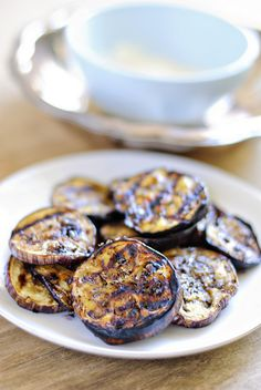 Changed Forever Grilled Balsamic Eggplant