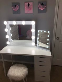 Bedroom Vanity with Light. 20 Bedroom Vanity with Light. Bedroom Vanity Sets with Lights Awesome Furniture Black Makeup Room Decor, Makeup Rooms, Girls Bedroom, Bedroom Decor, Bedroom Small, Bedroom Ideas, Rooms Ideas, Master Bedroom, Vanity Room