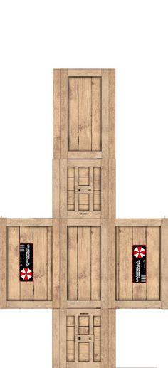 Umbrella Corp. Crate