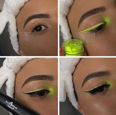 makeup looks dark skin Grunge Look, 90s Grunge, Grunge Style, Soft Grunge, Grunge Outfits, Cute Makeup, Glam Makeup, Eyeshadow Makeup, Makeup Tips