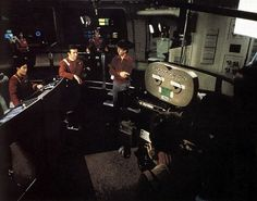 Star Trek Behind the scenes