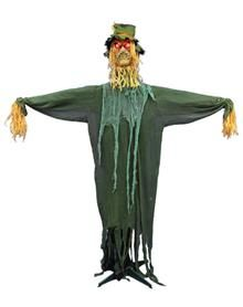 Animated Scarecrow Decoration