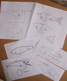 How To Make Fishing Lures: Get Fishing Lure Templates Online