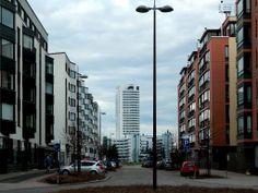 Maustetehtaankatu, Vuosaari, Helsinki, Finland. - photo rai-rai