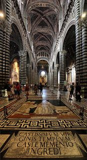 Duomo (Siena Cathedral) - Siena, Italy by Batistini Gaston. It was pouring on the day we were to go to Siena and we opted out. Places Around The World, The Places Youll Go, Places To See, Around The Worlds, Beautiful Architecture, Beautiful Buildings, Beautiful Places, Siena Cathedral, Place Of Worship