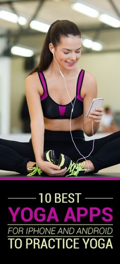 25 Playlists for Every Possible Workout Routine on the Planet. I will have to create these playlists for each workout they& designed for. I love the playlists they created for the workout s and I love using music when I workout. Best Yoga Apps, Free Yoga Apps, Yoga Fitness, Health Fitness, Women's Health, Videos Yoga, Fitness Motivation, Fitness Quotes, Yoga Pilates