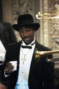Tupac via thecultureofme