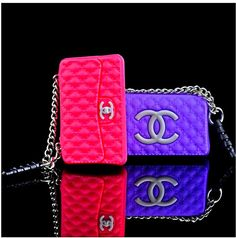 Quality Channel Handbag dust plug Cellphone by SneakerObsessionz, $10.00