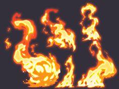 Digital Painting Tutorials, Digital Art Tutorial, Art Tutorials, Fire Drawing, Ball Drawing, Explosion Drawing, Fire Painting, Posca Art, Photographie Portrait Inspiration