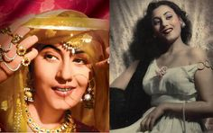 Madhubala: Her delicate silky features, curly locks, exceptional dressing style and pout causes millions of heart to flutter even today. Her rare combination of intriguing beauty san makeup and matchless talent makes her one of the most celebrated legend and prolific Indian actress of all the times.