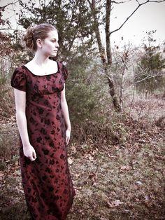 Custom Regency Dress @laura M.