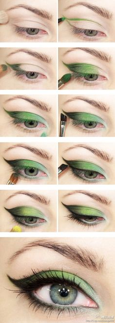 How to make up ---- eyes! my group: http://chicstyle.polyvore.com/