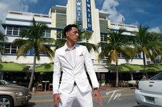 We were pleased to work with LL Radio - award winning artist on his first photo session with Talent Nation USA. Photo by Freire Photography at #Miami Beach
