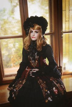 emerald–weapon: Gothic Lolita Festival Teaparty Moscow