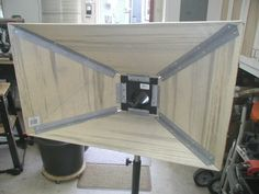 Dust Collection for Compound Mitre Saw - by TobiasZA @ LumberJocks.com ~ woodworking community