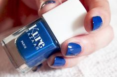 Top 12 nail polishes that are 5-free:  That means they're free of formaldehyde, dibutyl phthalate (DBP), and toluene—plus formaldehyde resin and camphor packing, too.  Priti, Vapour, Obsessive Compulsive, RGB Cosmetics, Scotch Naturals, TenOverTen Polish, Kure Bazaar, Acquarella Non-Toxic Nail Polish, CHANEL, SpaRitual, NCLA Nail Lacquer, Mineral Fusion Nail Color
